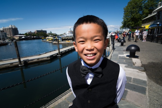 A handout photo of 2014 Splash soloist Erik Lin.