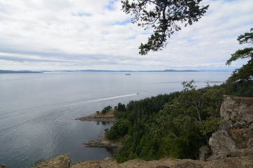 This image at Monarch Head will be featured on an informational sign on Saturna.